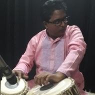 Joydeep Dasgupta Tabla trainer in Kolkata