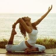 Neha R. Yoga trainer in Jaipur