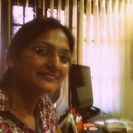 Dharini J. Yoga trainer in Bangalore