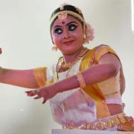 Nandana V. Dance trainer in Kochi