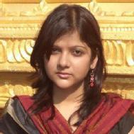 Sangita M. BA Tuition trainer in Kolkata