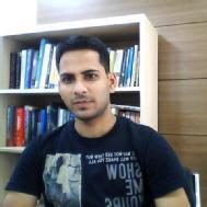 Deepak Kumar Class 9 Tuition trainer in Noida
