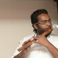 Praveen Kumar Flute trainer in Chennai