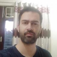 Rohit Mishra Guitar trainer in Gurgaon