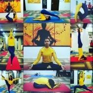 Priyanka K. Yoga trainer in Delhi