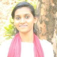 Vivette L. Class 12 Tuition trainer in Mangalore