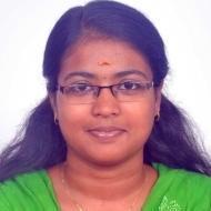 Veena U. Class 12 Tuition trainer in Chennai