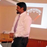 Syam Kolati Communication Skills trainer in Warangal
