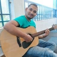 Shubham Tripathi Guitar trainer in Pune