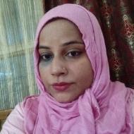 Nida B. Urdu language trainer in Lucknow