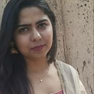 Neha J. Python trainer in Bangalore