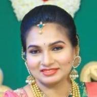 K. Shivani Reddy Saree Draping trainer in Hyderabad
