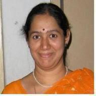 Sunanda G. BBA Tuition trainer in Hyderabad
