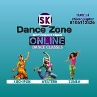 Suresh K Dance trainer in Hyderabad