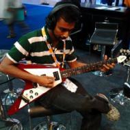 Mats Fernandes Guitar trainer in Mumbai