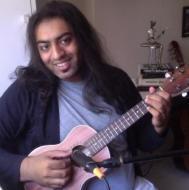 Raj Bhavsar Guitar trainer in Mumbai