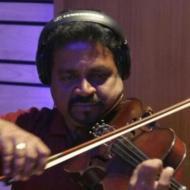 Jayachandar Bhadran Violin trainer in Chennai