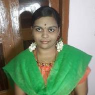 Sowmya G. Spoken English trainer in Ariyalur