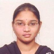 Sarvani K. BTech Tuition trainer in Hyderabad