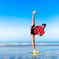 Vineet Chauhan Gymnastics trainer in Ghaziabad