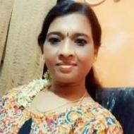 Lakshmi V Yoga trainer in Chennai