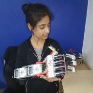 Raveena S. Scratch Programming trainer in Delhi