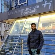 Manoj Kambampati German Language trainer in Ingolstadt