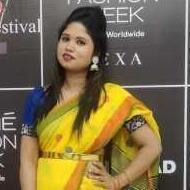 Samreen Azizi Fashion Designing trainer in Kolkata