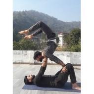 Shivam Jhakda Yoga trainer in Delhi