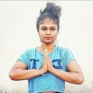 Chaithra Yoga trainer in Bangalore