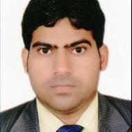 Azeem Ahmad Yoga trainer in Delhi