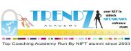 Trendz Academy Design Entrance Exam institute in Delhi