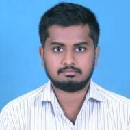 Harshavardhan P Class 12 Tuition trainer in Bangalore