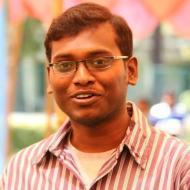 Ravi Teja Robotics trainer in Hyderabad
