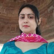 Shelly C. BCA Tuition trainer in Noida